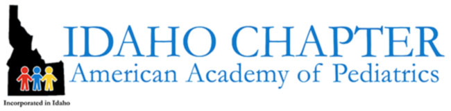 Idaho Chapter of the American Academy of Pediatrics logo